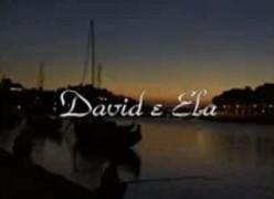 David e Ela