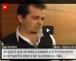 Entrevista ao CanalUp sobre o lançamento da Bydas